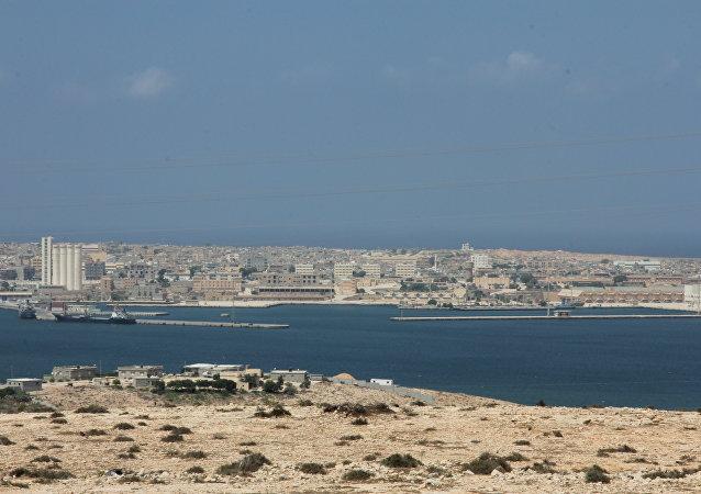 Tobruk, Libia