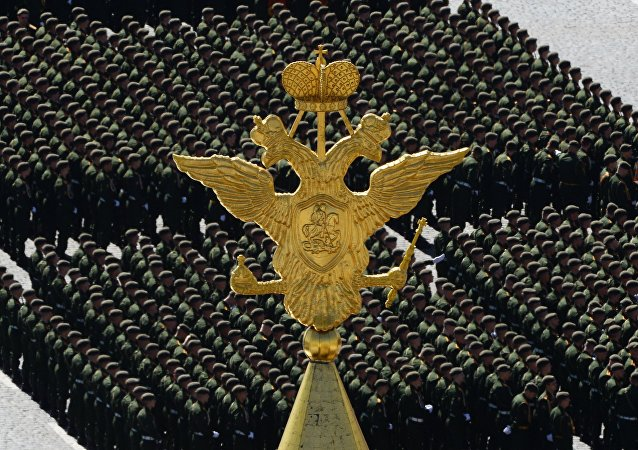 Águila bicéfala, escudo de Rusia