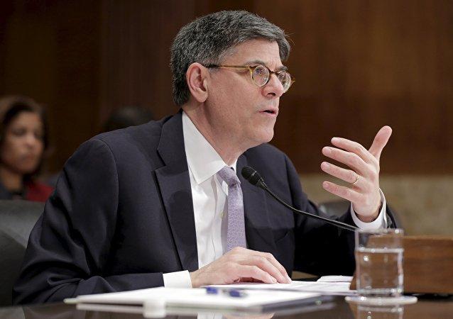 Jack Lew, secretario del Tesoro de EEUU