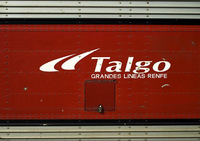 El tren de Talgo