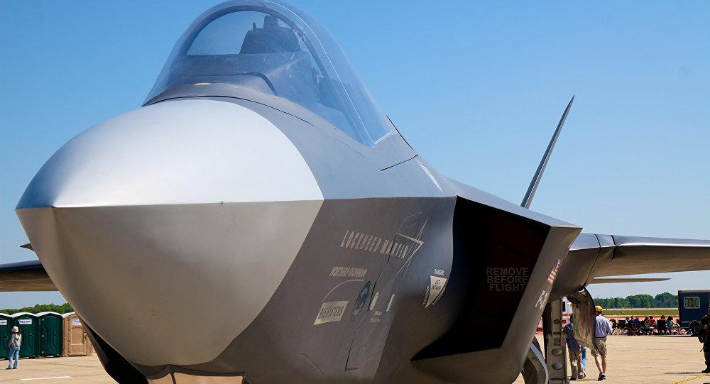 Caza de quinta generación F-35