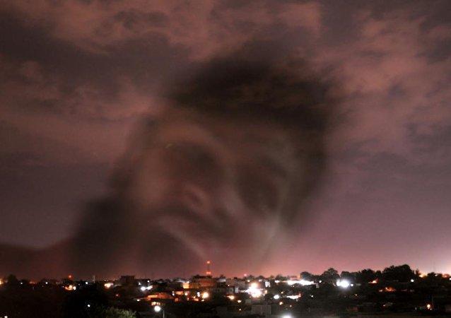 Un fantasma en el cielo