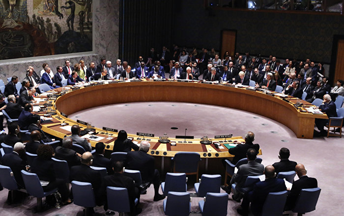 Venezuela denuncia a EEUU ante Consejo de Seguridad de ONU por bloqueo y amenazas