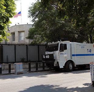 Embajada de EEUU en Ankara