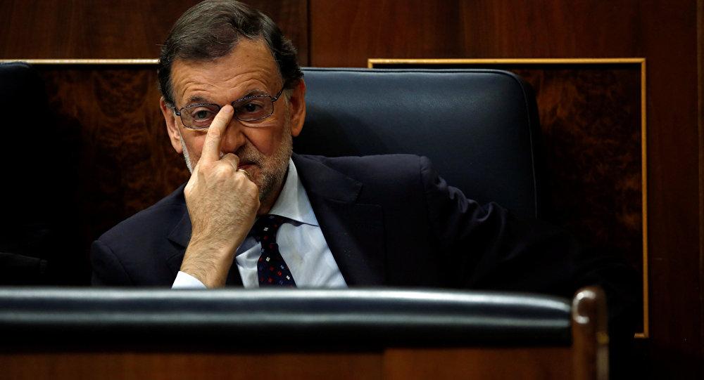 Mariano Rajoy, el primer ministro de España