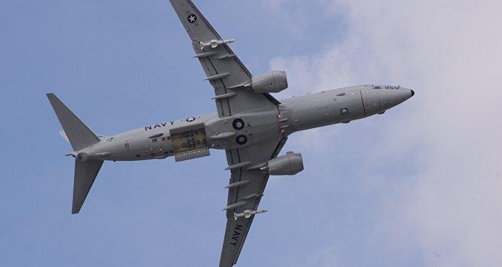Boeing P-8 Poseidon (imagen referencial)