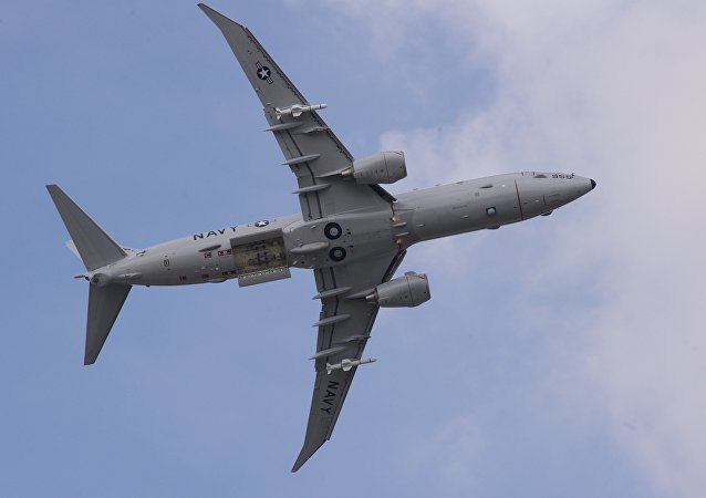 Boeing P-8 Poseidon (imagen referencial)