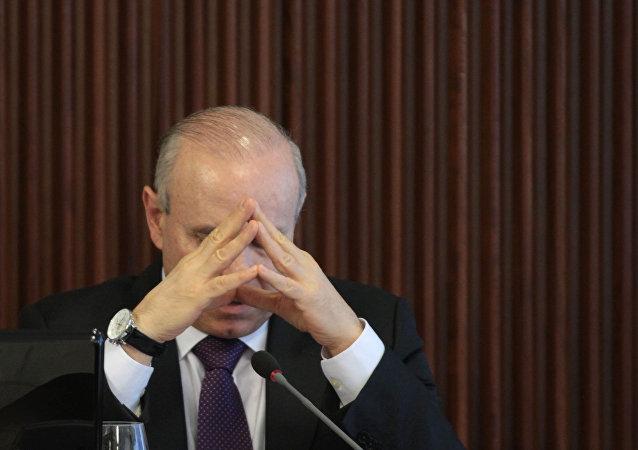 Guido Mantega, el exministro de Economía y Hacienda de Brasil