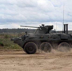 Transporte blindado BTR-82А