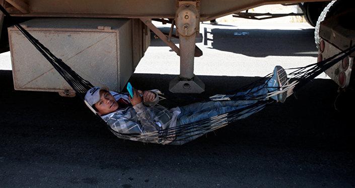 Problema transporte entre Bolivia y Chile