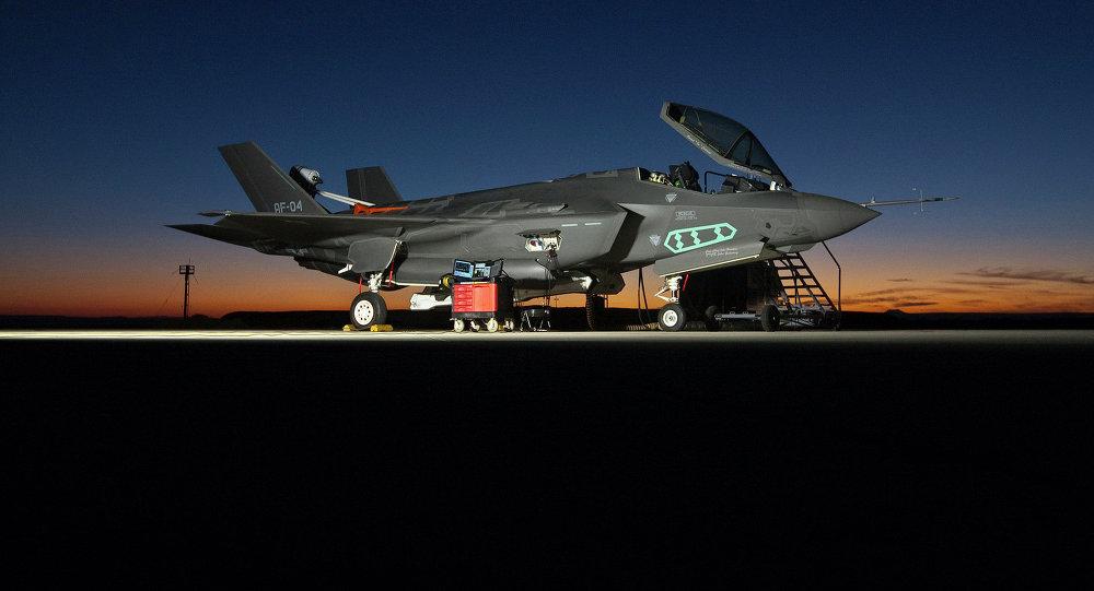 Caza norteamericano Lockheed Martin F-35