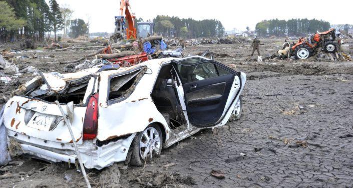 Las consecuencias de la catástrofe de Fukushima