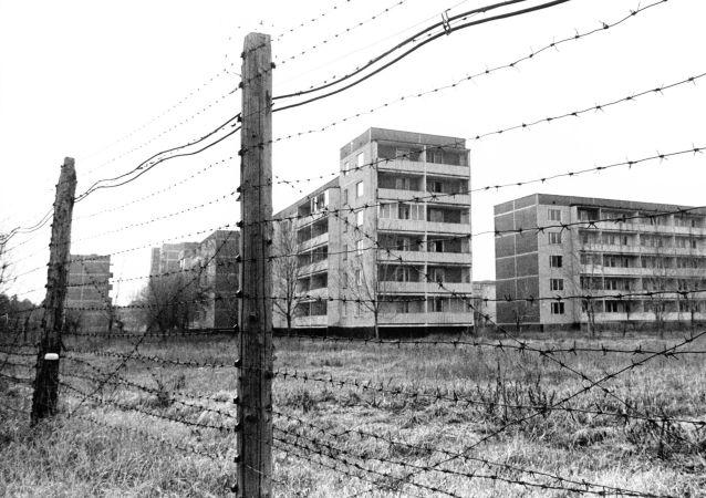 Casas abandonadas de Chernóbil