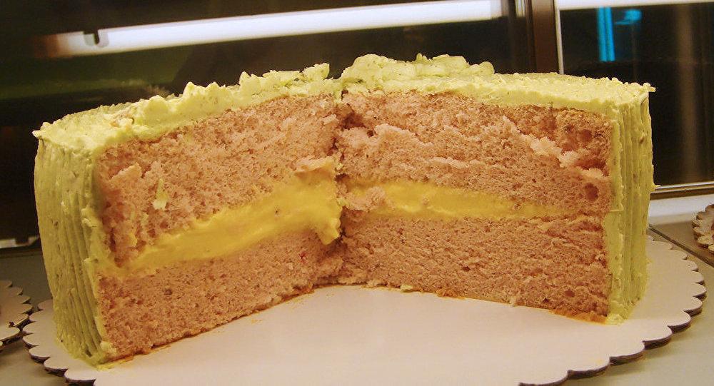 Un pastel