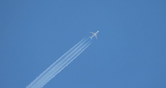 Avión de pasajeros (imagen referencial)