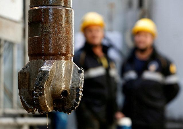 Los empleados de la petrolera rusa Rosneft