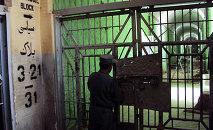 Una cárcel en Afganistán