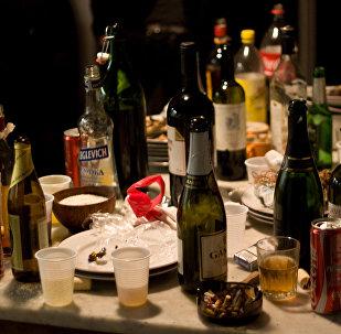 Después de la fiesta