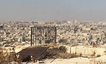 La situación en la ciudad siria de Alepo