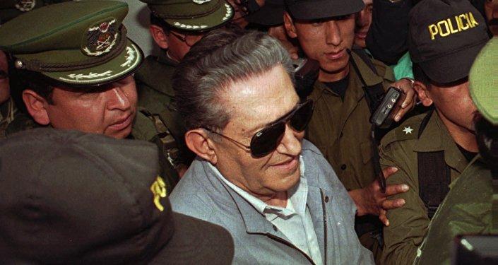 Luis García Meza, último dictador de Bolivia