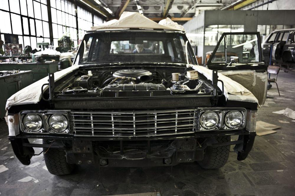 El espíritu soviético de los legendarios automóviles ZIL