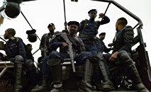 Policía militar de la República Democrática del Congo
