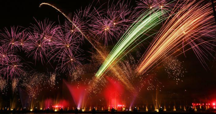 El festival internacional de Moscú 'Círculo de Luz'