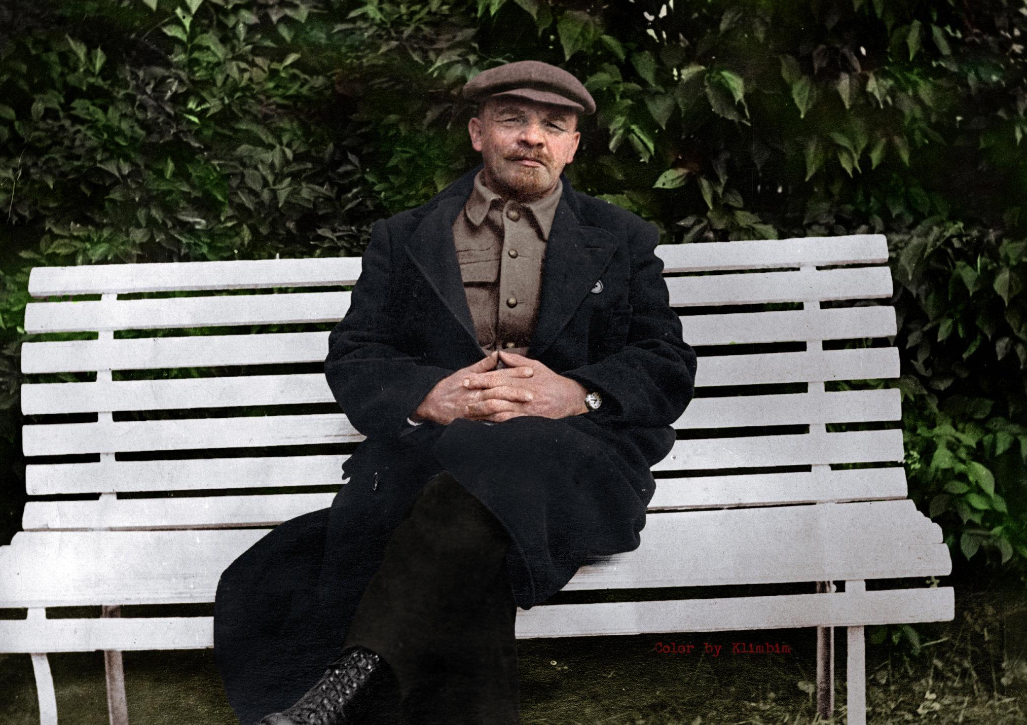 Vladímir Lenin, el famoso 'jefe del proletariado mundial' soviético