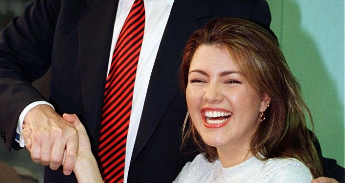 Alicia Machado, ex Miss Universo 1996