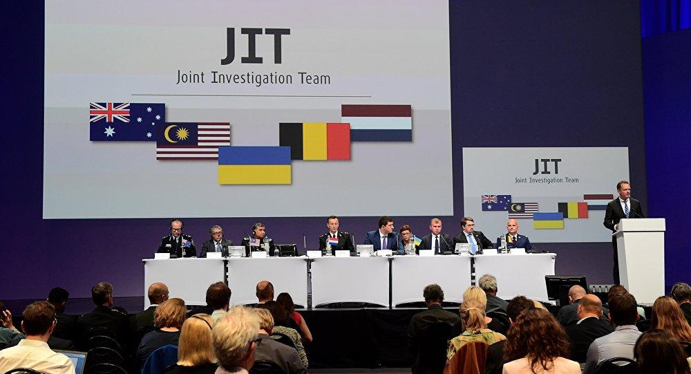 Holanda presenta el informe sobre el MH17