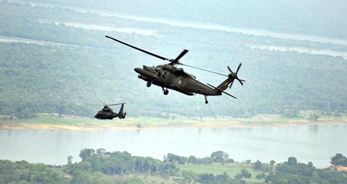 Helicópteros de Brasil