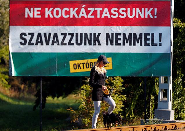 El referéndum en Hungría