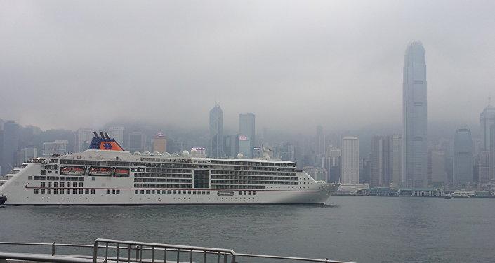 Un crucero en China