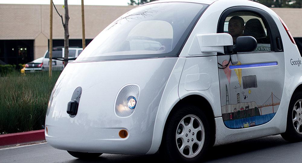 Automóvil autónomo (imagen referencial)