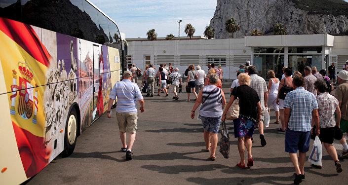 La llegada de turistas crece un 10,5 por ciento en julio