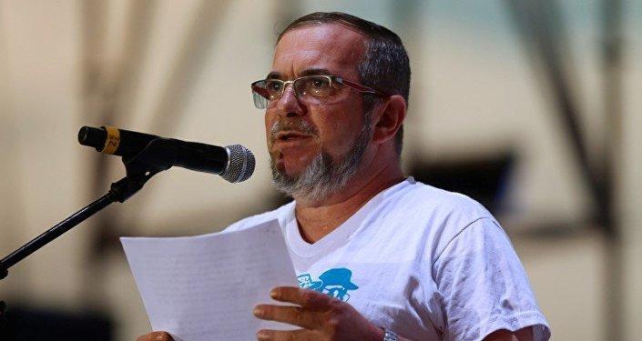 Rodrigo Londoño Echeverri, alias 'Timochenko', máximo líder de las FARC (archivo)
