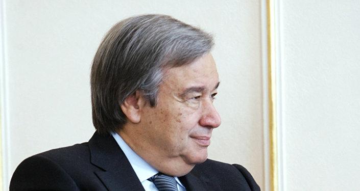 António Manuel de Oliveira Guterres, político portugués