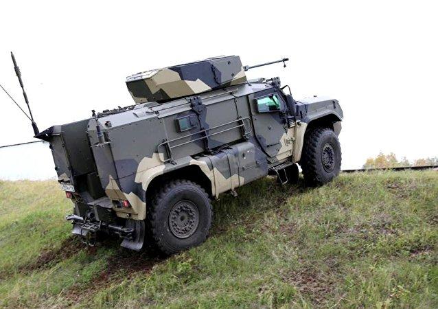Vehículo blindado K4386 'Tayfún-VDV'