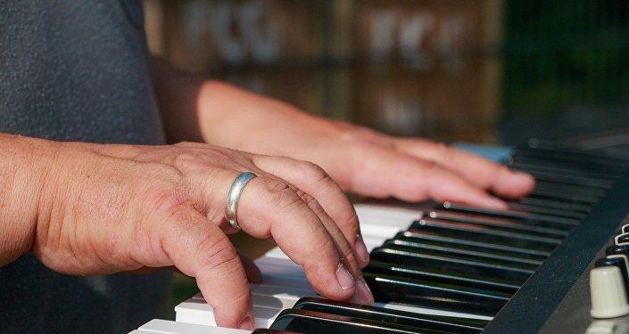 Un músico