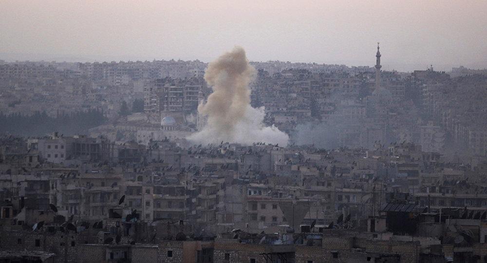 Crueldad ilimitada: los extremistas usan cohetes Hellfire para matar civiles en Alepo