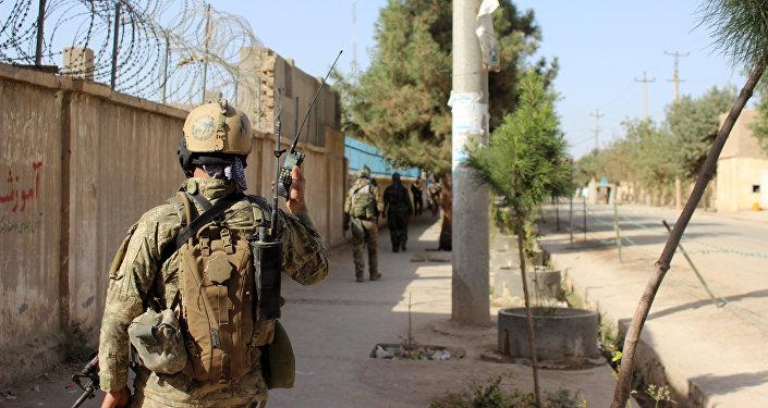 Situación en Kunduz, Afganistán (archivo)