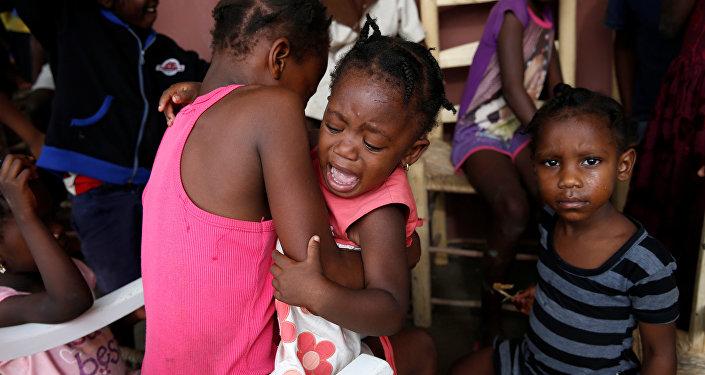 Haití ante la necesidad desesperada de ayuda después del huracán Matthew