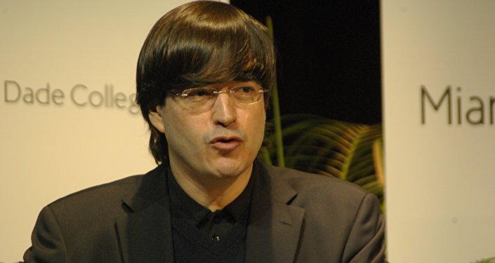 Jaime Bayly, escritor peruano