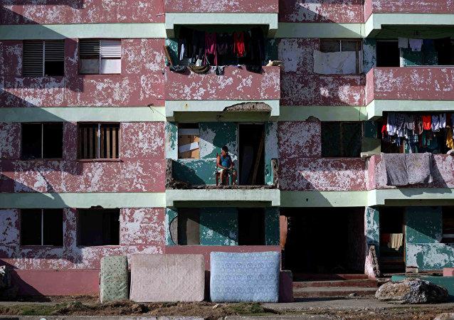 Las consecuencias del huracán Matthew en Cuba