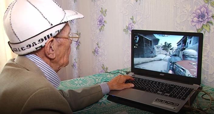 Aman Alashbaev, el abuelito ruso que juega CS:GO