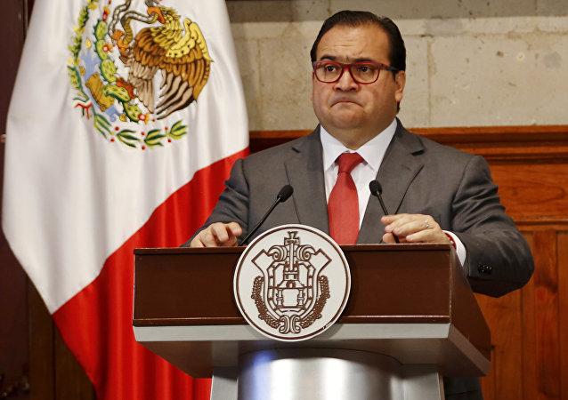 Javier Duarte, exgobernador de Velacruz