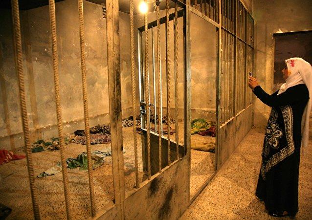 Museo de torturas en Irak
