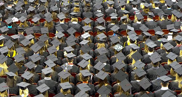 Los graduados (imagen referencial)