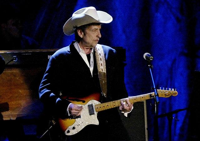 Bob Dylan, el músico estadounidense