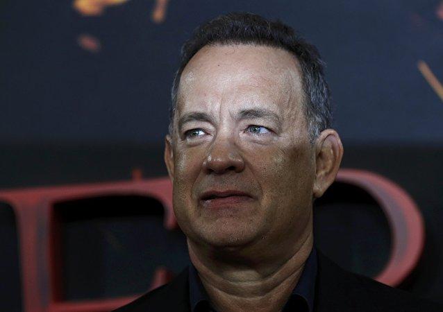 Tom Hanks, el actor estadounidense